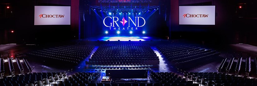 Choctaw Grand Theater