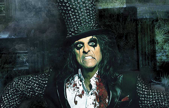 Alice Cooper at Choctaw Grand Theater