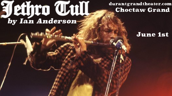 Jethro Tull at Choctaw Grand Theater