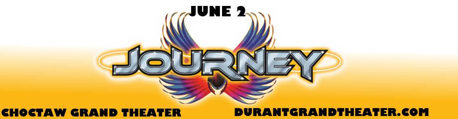 Journey at Choctaw Grand Theater