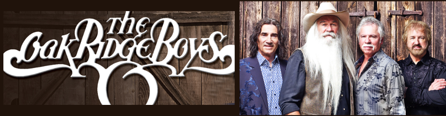 the oak ridge boys tickets 24th march choctaw grand theater in durant oklahoma. Black Bedroom Furniture Sets. Home Design Ideas