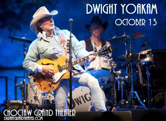 Dwight Yoakam at Choctaw Grand Theater