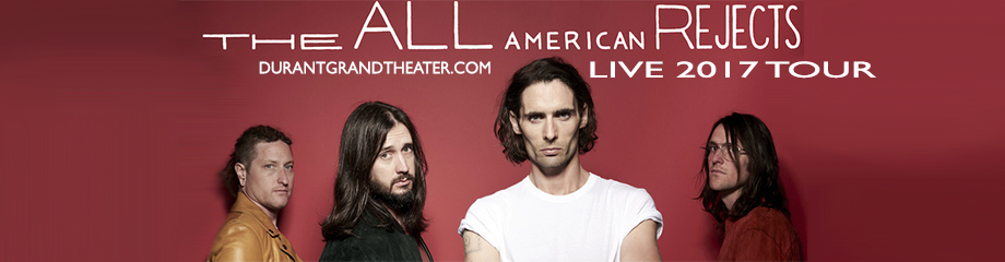 The All American Rejects at Choctaw Grand Theater