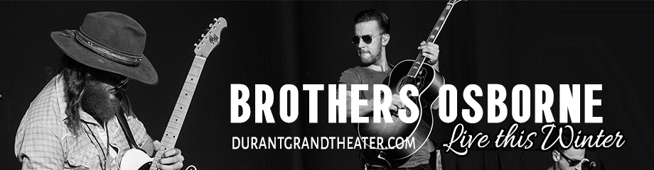 Brothers Osborne at Choctaw Grand Theater