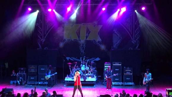 Kix & Vixen at Choctaw Grand Theater