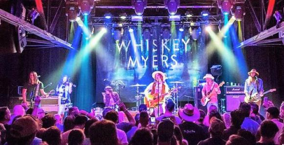 Whiskey Myers at Choctaw Grand Theater