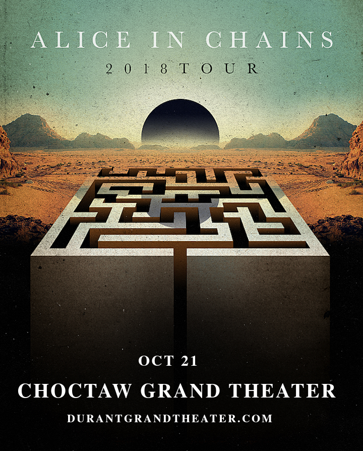 Alice In Chains at Choctaw Grand Theater