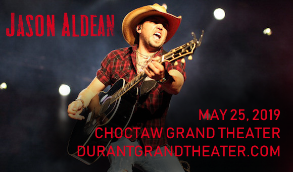 Jason Aldean at Choctaw Grand Theater