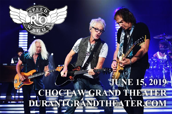 REO Speedwagon at Choctaw Grand Theater
