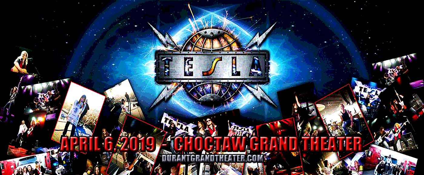 Tesla at Choctaw Grand Theater