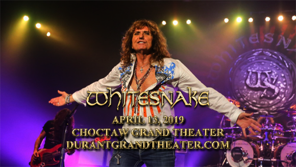 Whitesnake at Choctaw Grand Theater