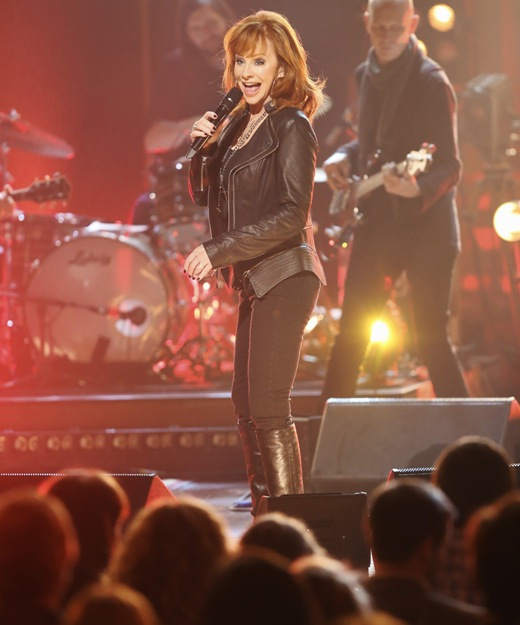 Reba McEntire at Choctaw Grand Theater