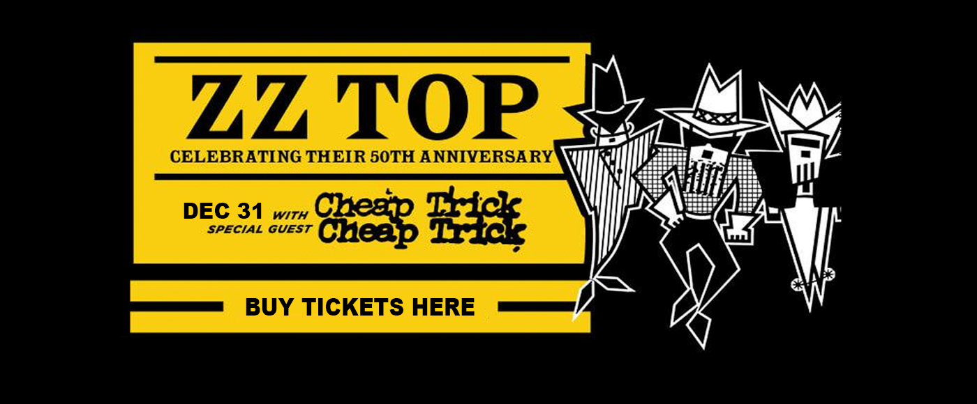 ZZ Top at Choctaw Grand Theater