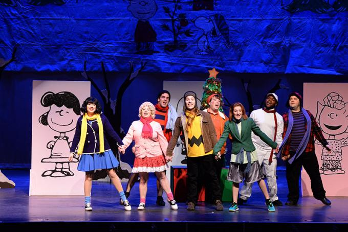 A Charlie Brown Christmas at Choctaw Grand Theater