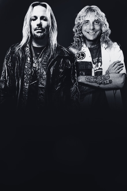 Vince Neil & Steven Adler [CANCELLED] at Choctaw Grand Theater