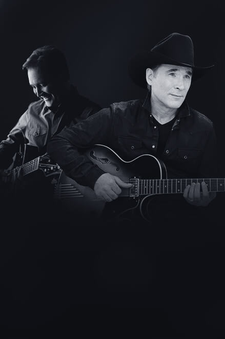 Clint Black & Steve Wariner [CANCELLED] at Choctaw Grand Theater