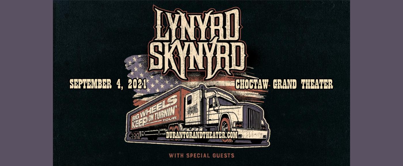 Lynyrd Skynyrd at Choctaw Grand Theater