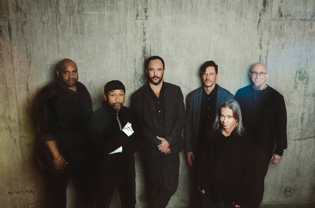 Dave Matthews Band [CANCELLED] at Choctaw Grand Theater