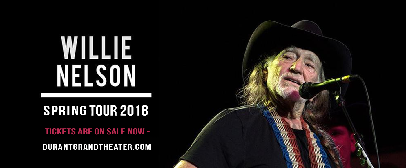 Willie Nelson at Choctaw Grand Theater