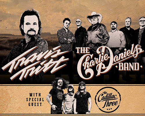 Charlie Daniels Band & Travis Tritt at Choctaw Grand Theater