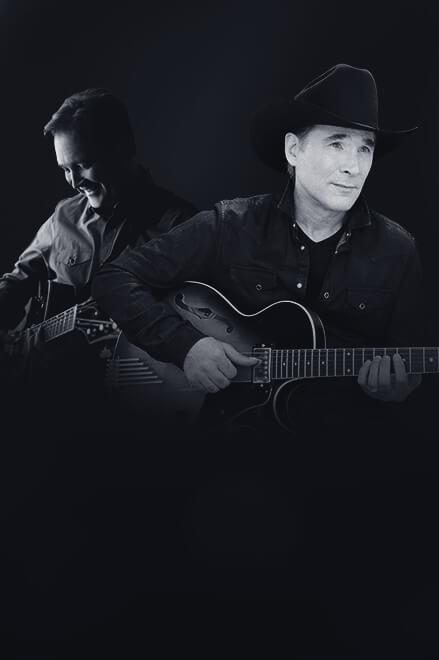 Clint Black & Steve Wariner at Choctaw Grand Theater