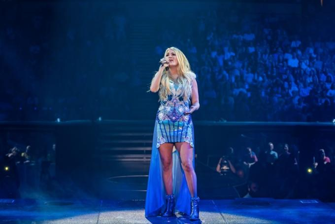Carrie Underwood at Choctaw Grand Theater